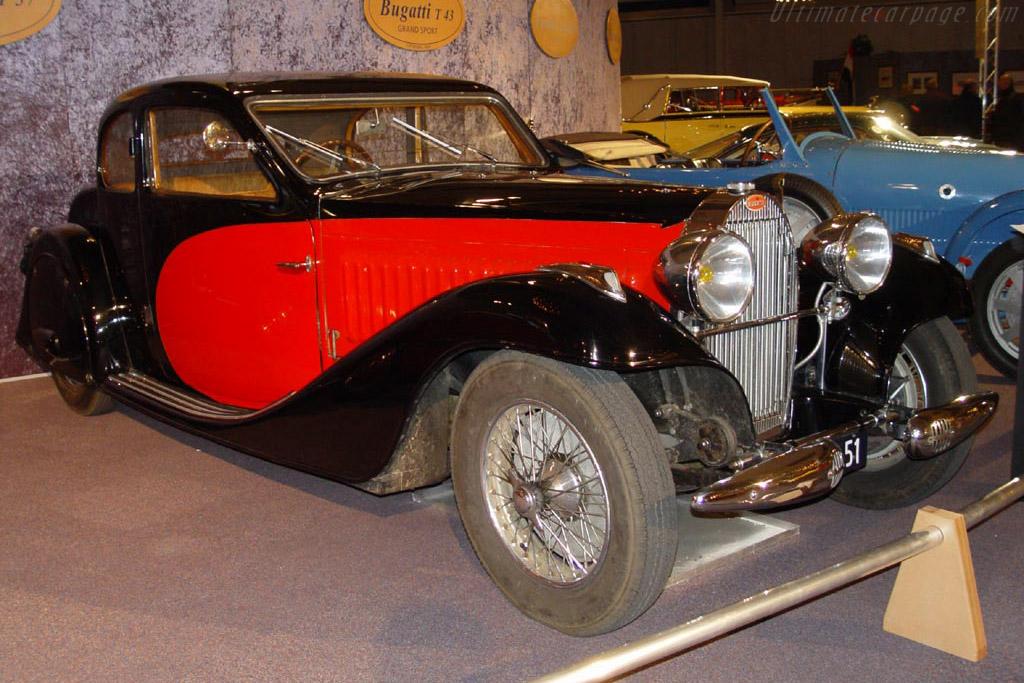 Bugatti Type 57 Ventoux - Chassis: 57239   - 2004 Interclassics and Topmobiel