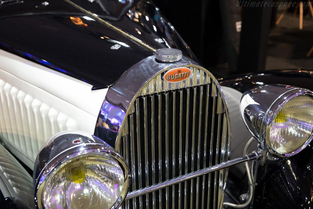 Bugatti Type 57 Ventoux - Chassis: 57239   - 2016 Interclassics Maastricht