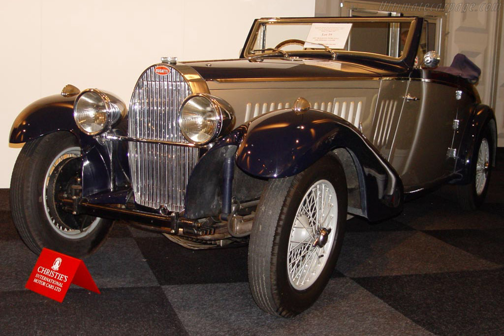 Bugatti Type 57 Corsica Drophead Coupe - Chassis: 57485   - 2003 Concours d'Elegance Paleis 't Loo