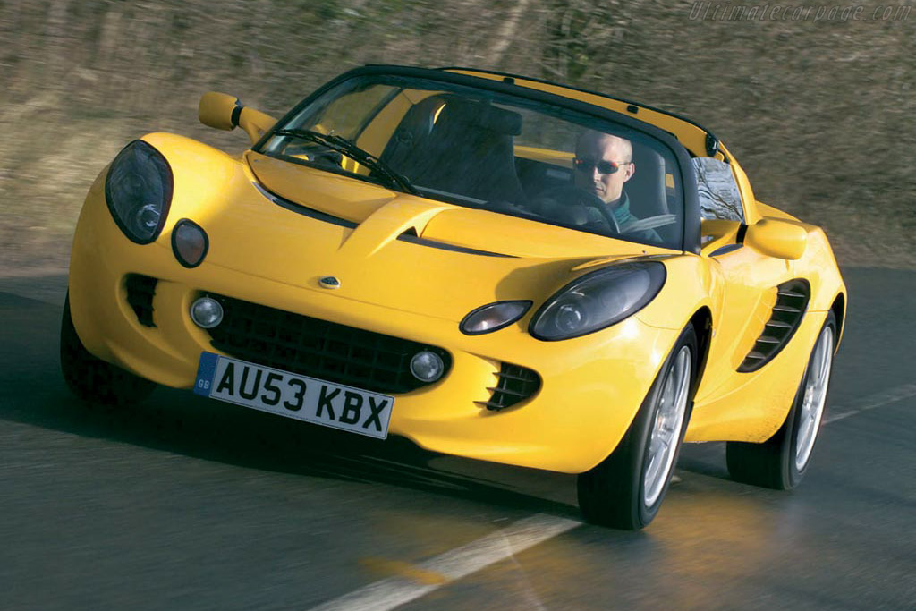 Click here to open the Lotus Elise S2 111R gallery