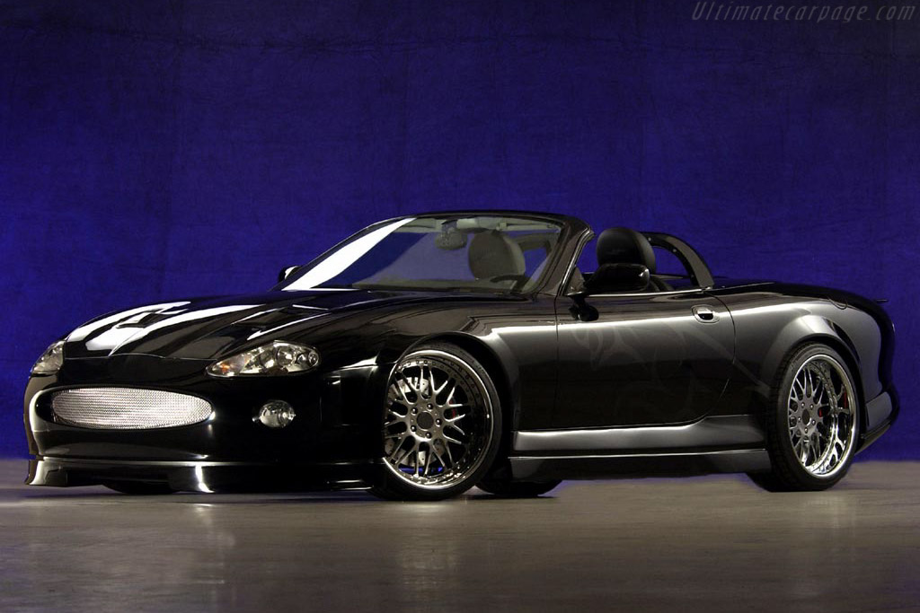 2004 Jaguar XK-RS - Images, Specifications and Information
