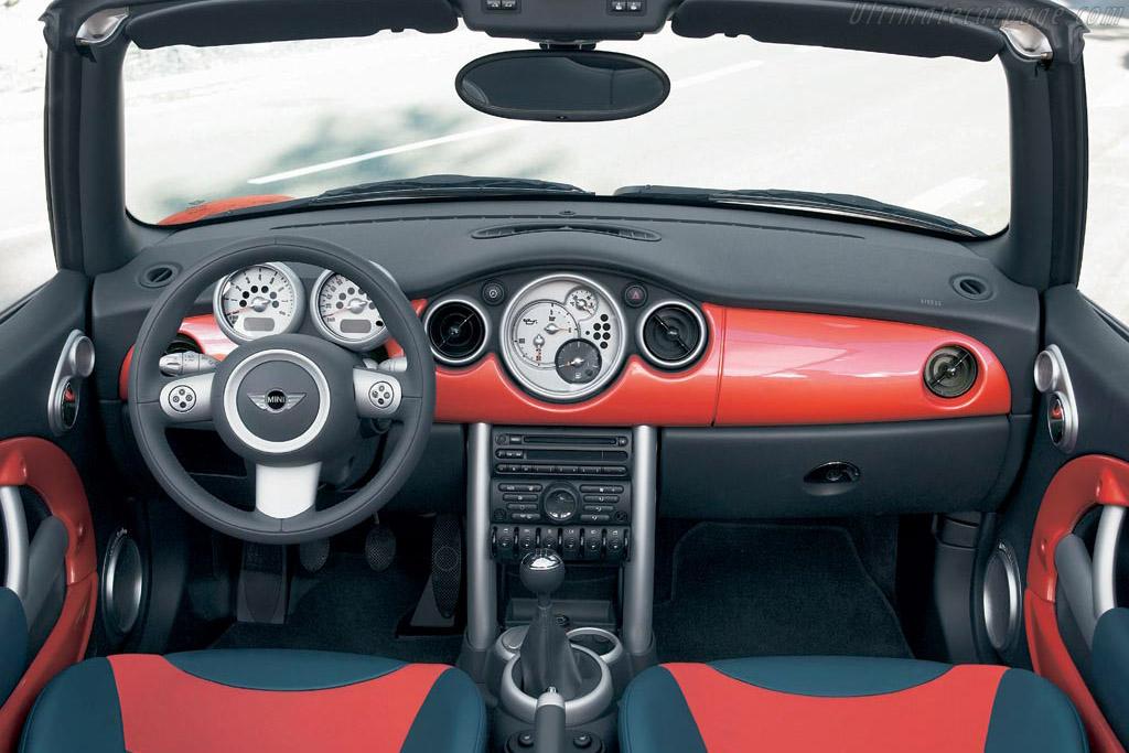 MINI Cooper Cabriolet
