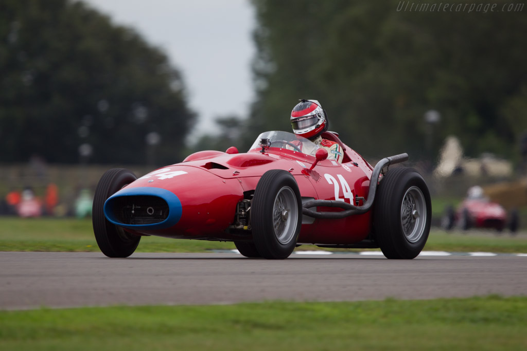 Click here to open the Maserati 250F T2 'V12' gallery