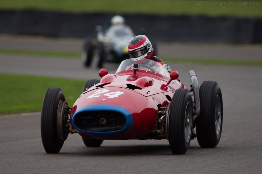 Maserati 250F T2 'V12' - Chassis: 2531   - 2013 Goodwood Revival