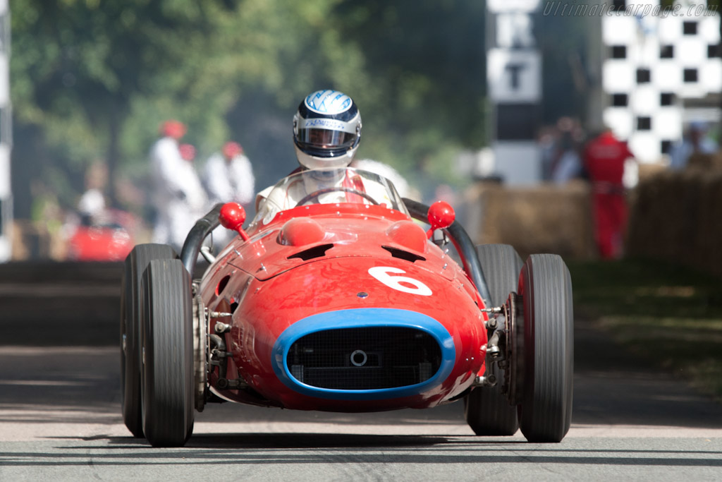 Maserati 250F T2 'V12' - Chassis: 2531   - 2010 Goodwood Festival of Speed