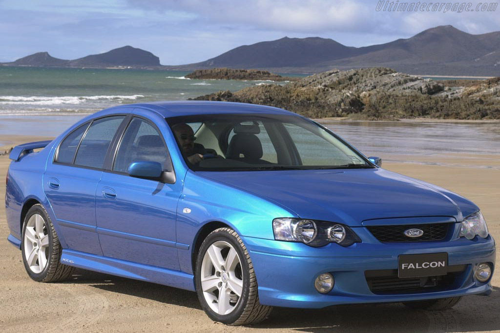 Click here to open the Ford BA Falcon XR6 Turbo gallery