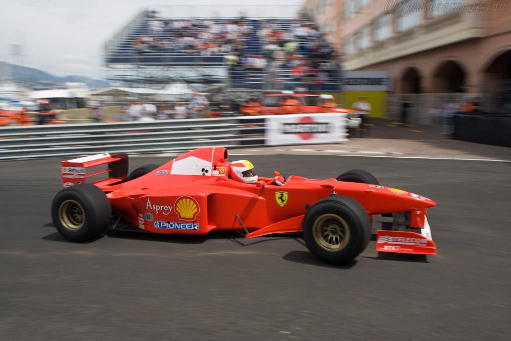 Ferrari F310B - Chassis: 178   - 2008 Monaco Historic Grand Prix
