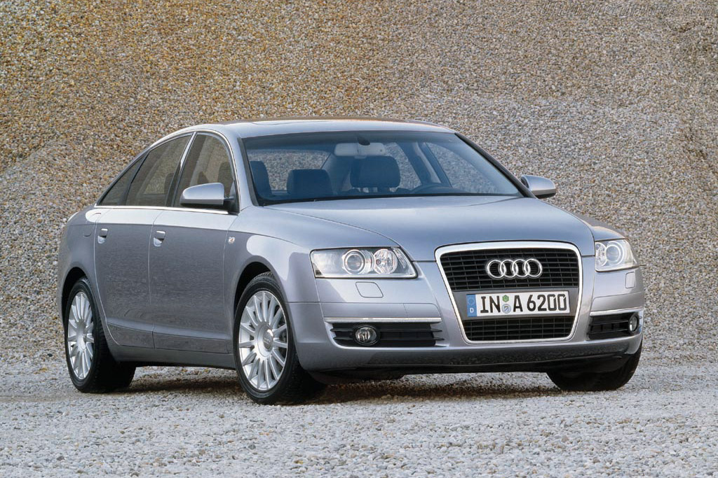 Click here to open the Audi A6 3.2 Quattro gallery