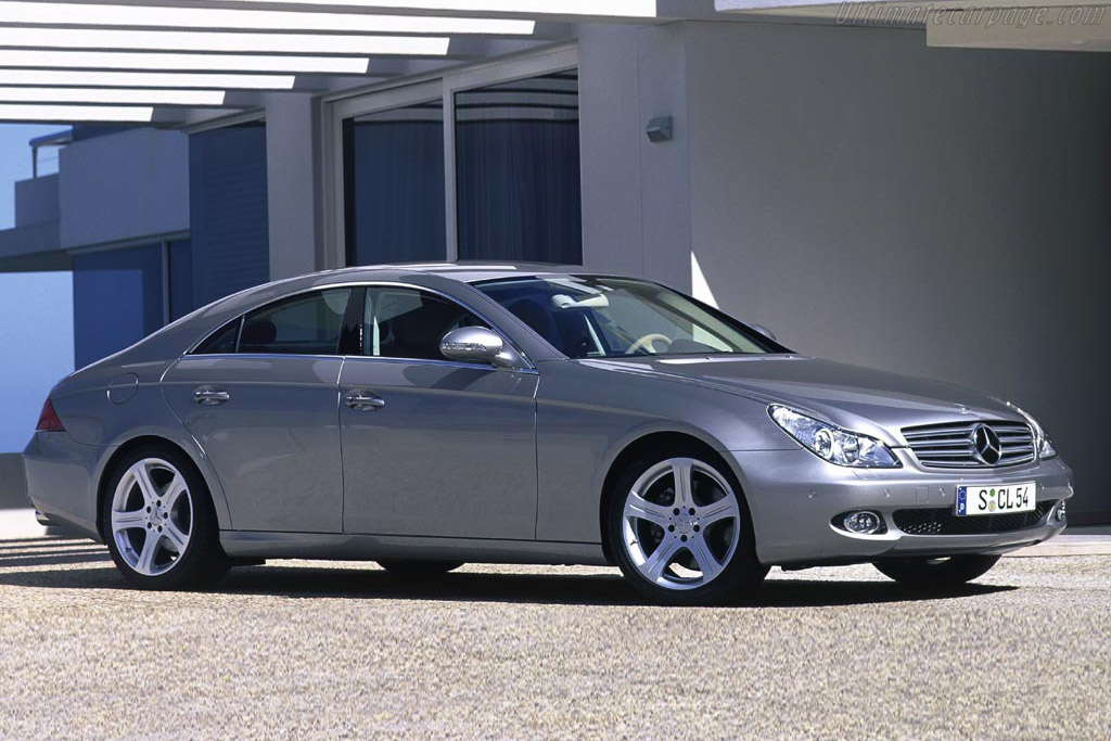 2004 2010 mercedes benz cls 500 images specifications and information. Black Bedroom Furniture Sets. Home Design Ideas