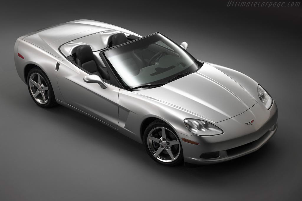 Click here to open the Chevrolet Corvette C6 Convertible gallery
