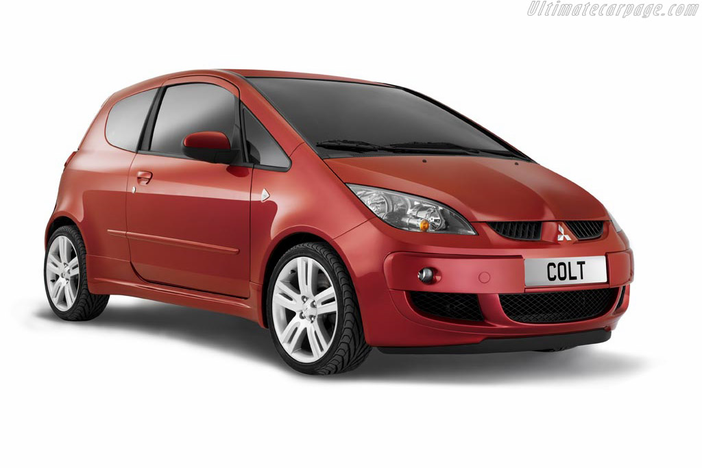Click here to open the Mitsubishi Colt CZ3 gallery