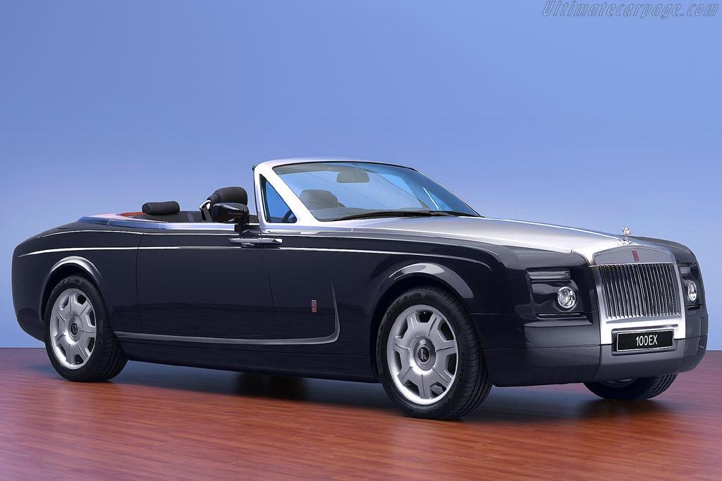 Rolls-Royce 100EX