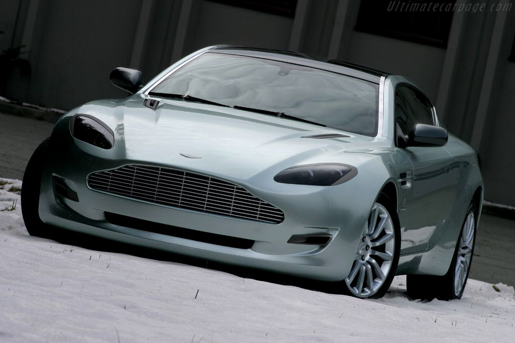 Click here to open the Aston Martin Vanquish Bertone Jet 2 gallery