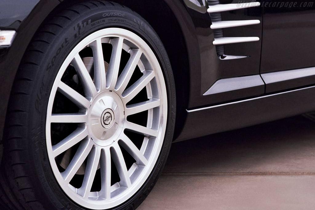 Chrysler Crossfire SRT-6 Roadster