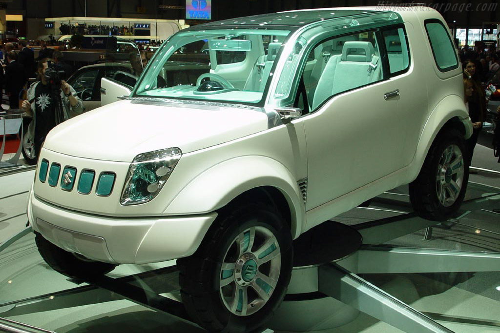 Click here to open the Suzuki Landbreeze gallery