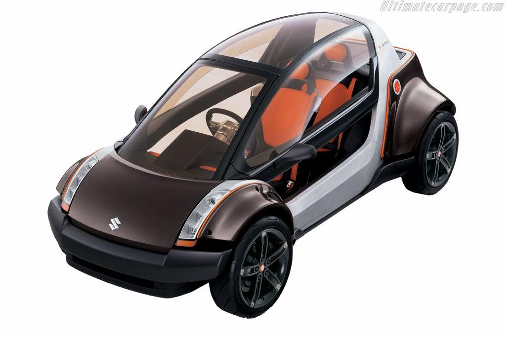 Click here to open the Suzuki S-Ride gallery