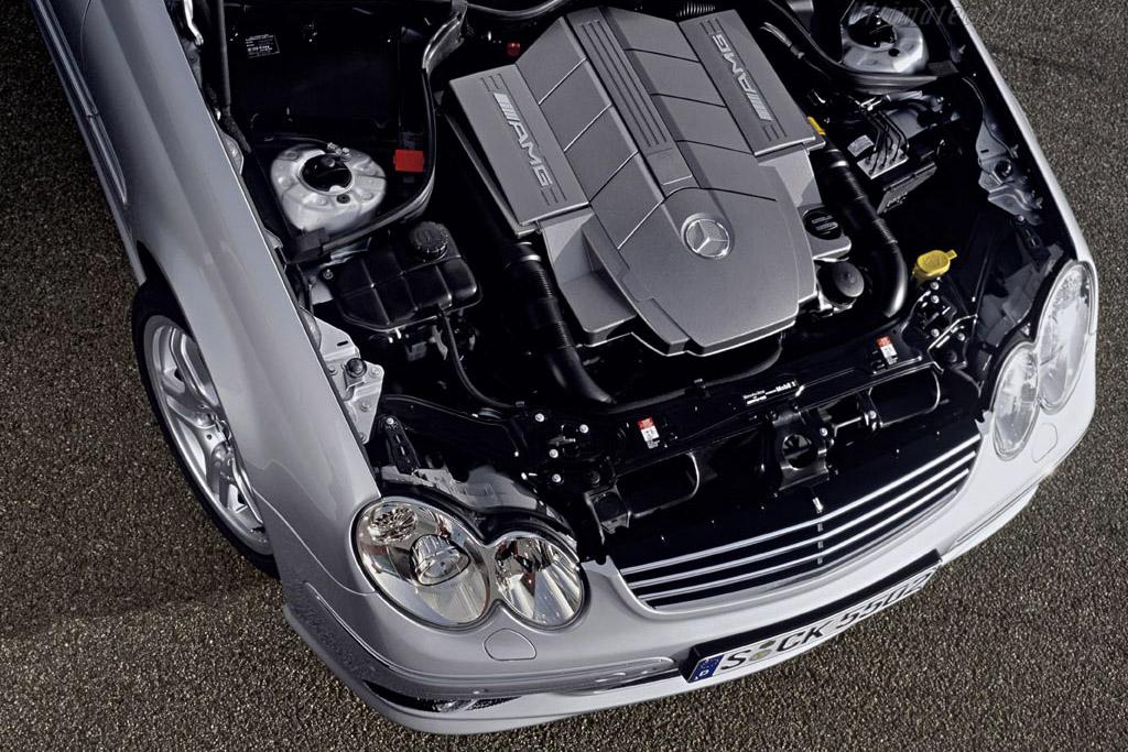 Mercedes-Benz C 55 AMG