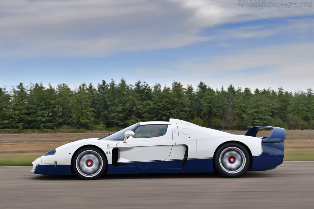 Maserati Mc12 Stradale >> Maserati MC12 Stradale