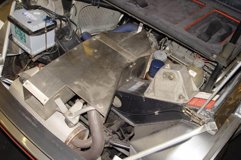 Peugeot 205 T16 - Chassis: 100170   - 2004 Retromobile