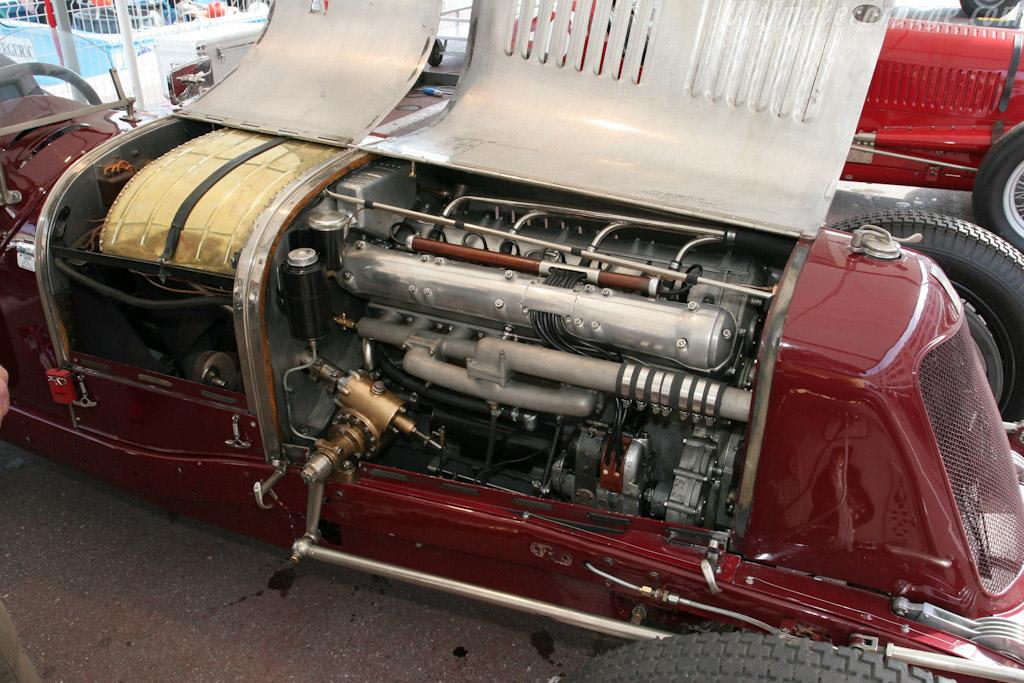 Maserati 8C 3000 - Chassis: 3001   - 2008 Monaco Historic Grand Prix