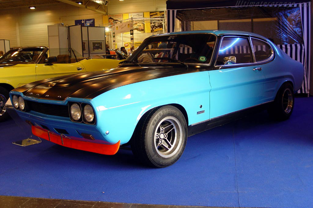 1970 - 1974 Ford Capri RS 2600 - Images, Specifications and Information