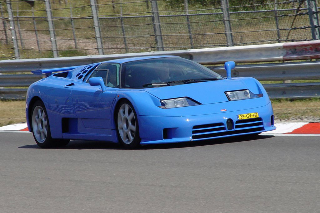 1992 - 1995 Bugatti EB 110 SS - Images, Specifications and ...