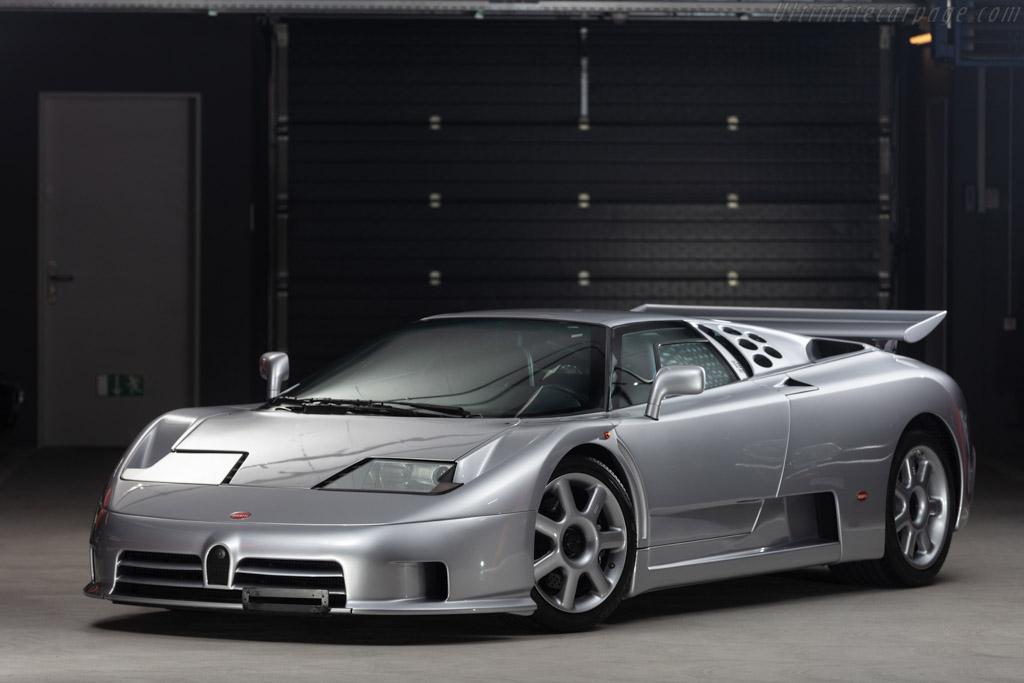 Bugatti EB 110 SS