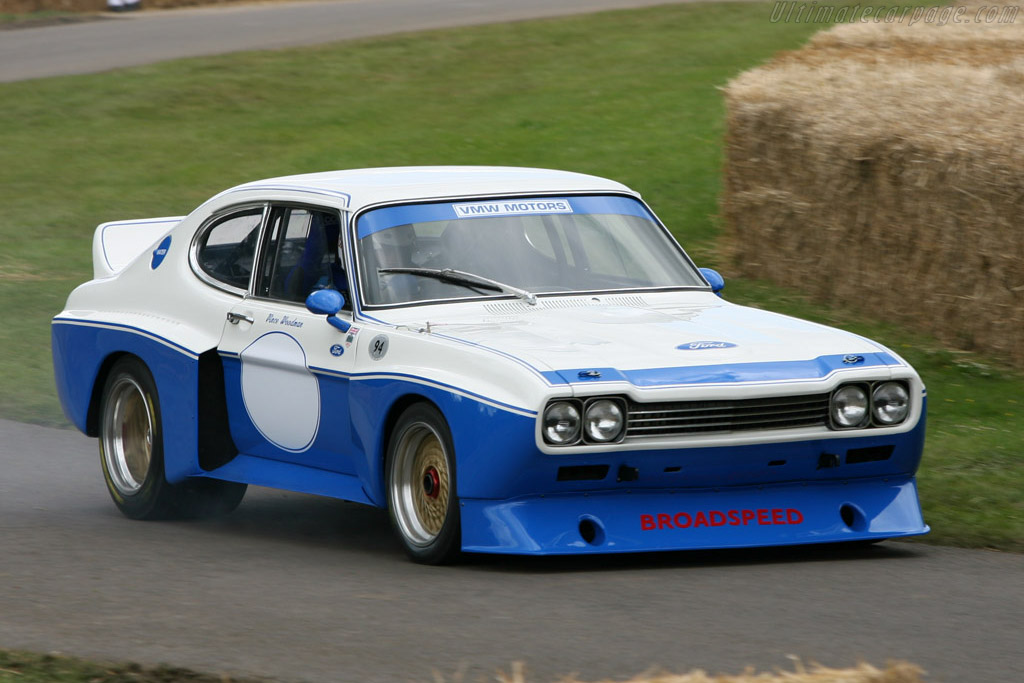 Ford Capri RS Cosworth - Chassis: BFC 002   - 2007 Goodwood Festival of Speed