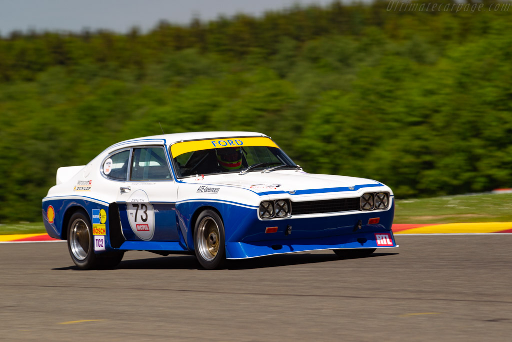 Ford Capri RS Cosworth - Chassis: GAECNA19997  - 2018 Spa Classic