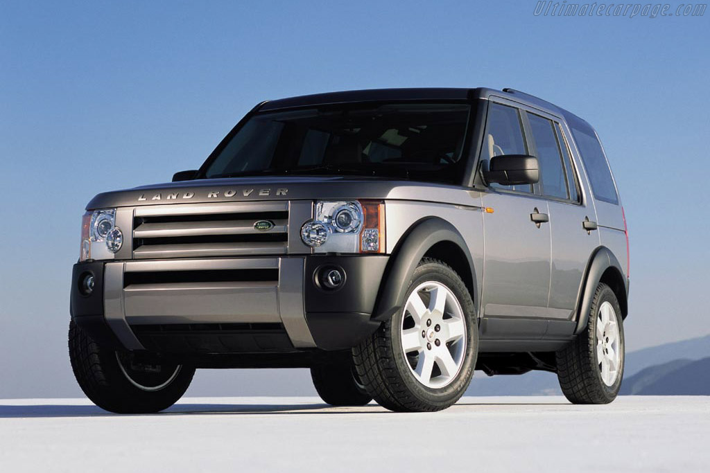 Click here to open the Land Rover Discovery 3 gallery