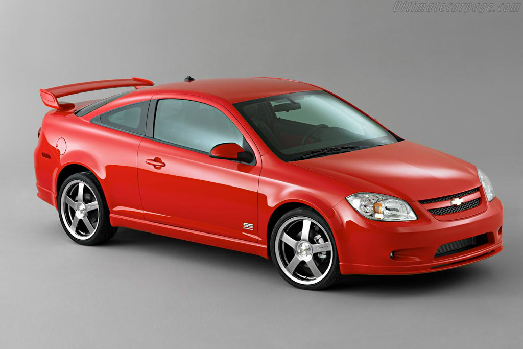 Click here to open the Chevrolet Cobalt SS Supercharged gallery