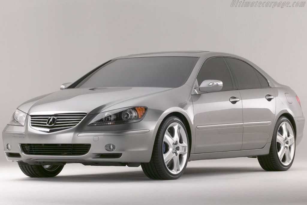 2004 acura rl prototype images specifications and. Black Bedroom Furniture Sets. Home Design Ideas