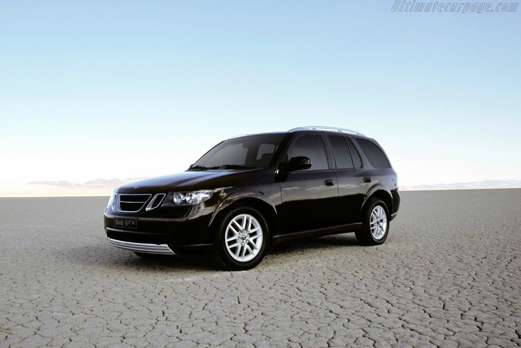 Click here to open the Saab 9-7X gallery