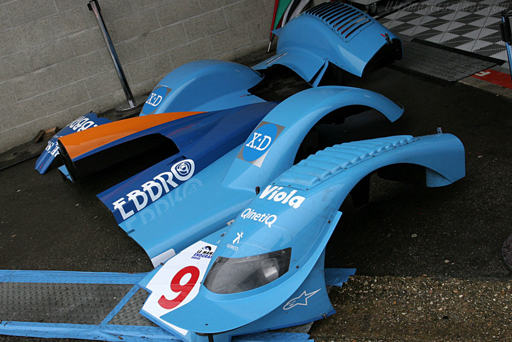 Zytek 04S - Chassis: 04S/02   - 2005 Le Mans Endurance Series Spa 1000 km