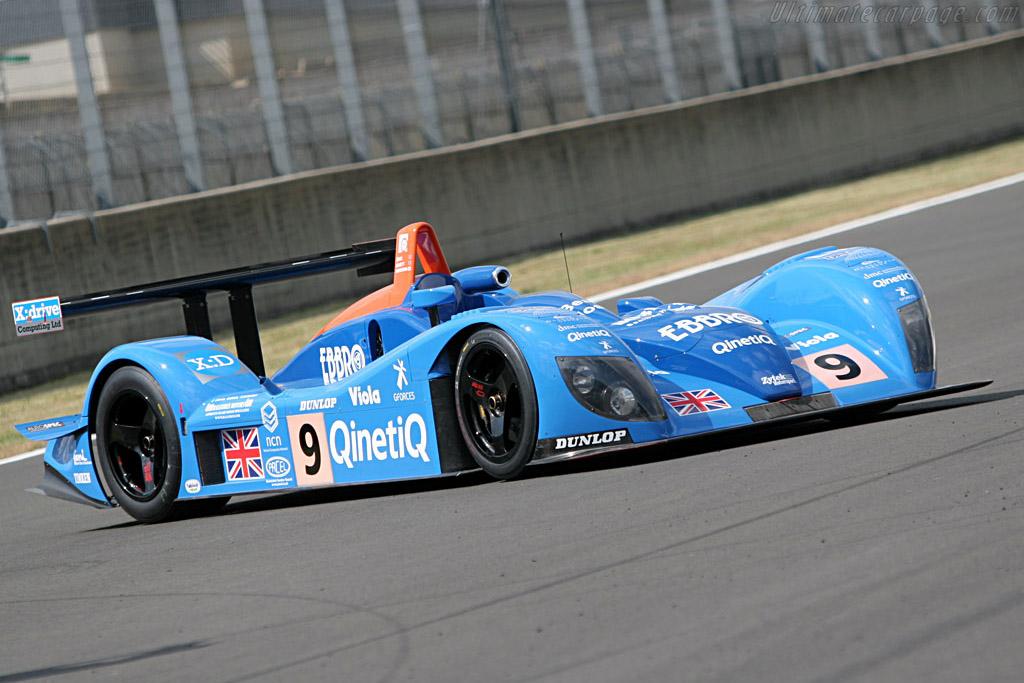 Zytek 04S - Chassis: 04S/02   - 2005 Le Mans Test