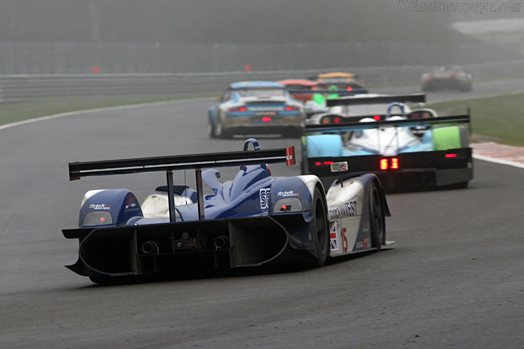 Zytek 04S - Chassis: 04S/03   - 2005 Le Mans Endurance Series Spa 1000 km