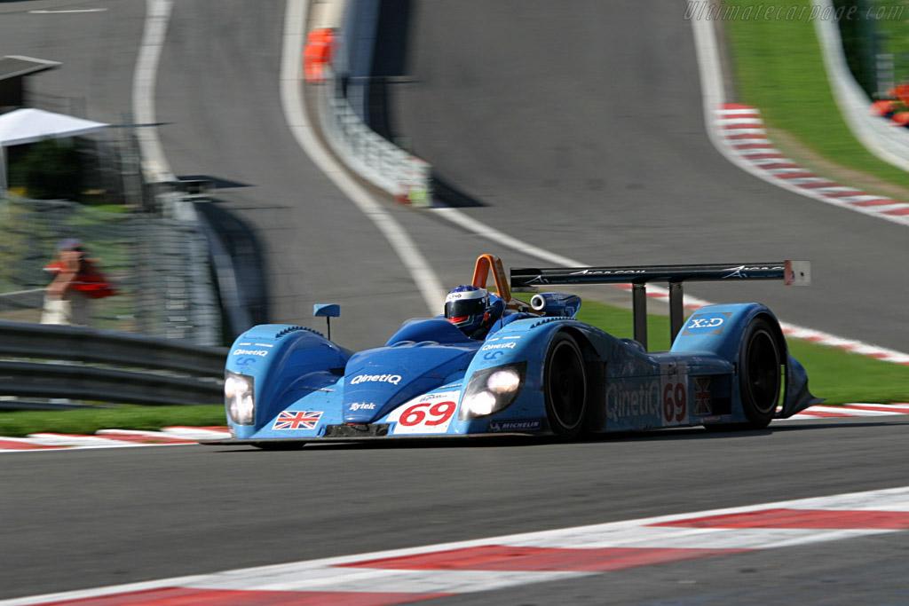 Zytek 04S - Chassis: 04S/02   - 2004 Le Mans Endurance Series Spa 1000 km
