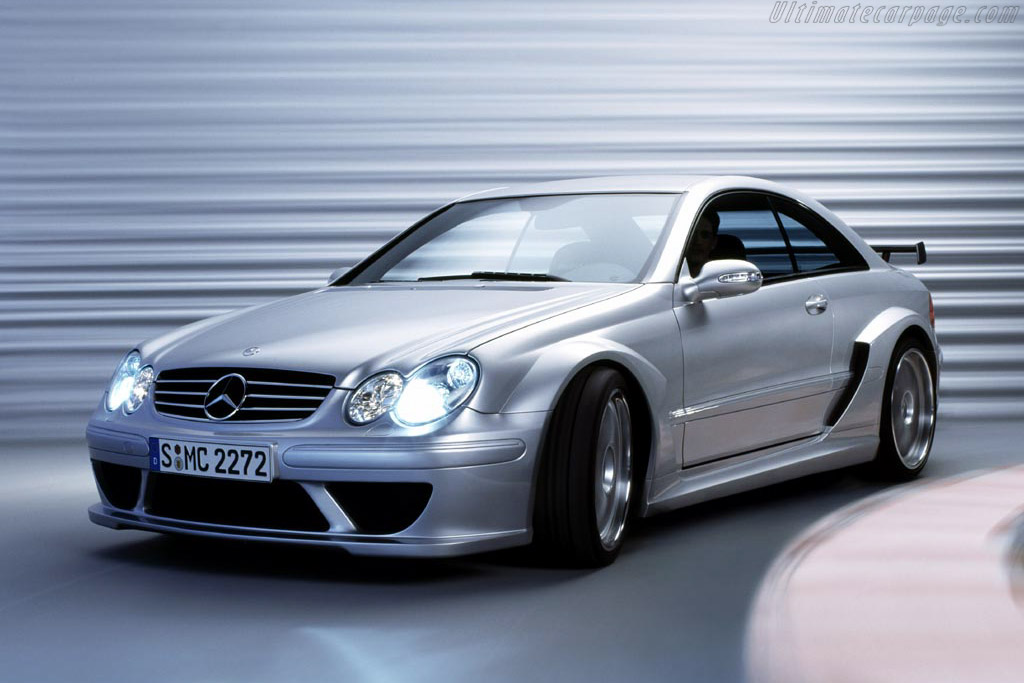Click here to open the Mercedes-Benz CLK DTM AMG gallery