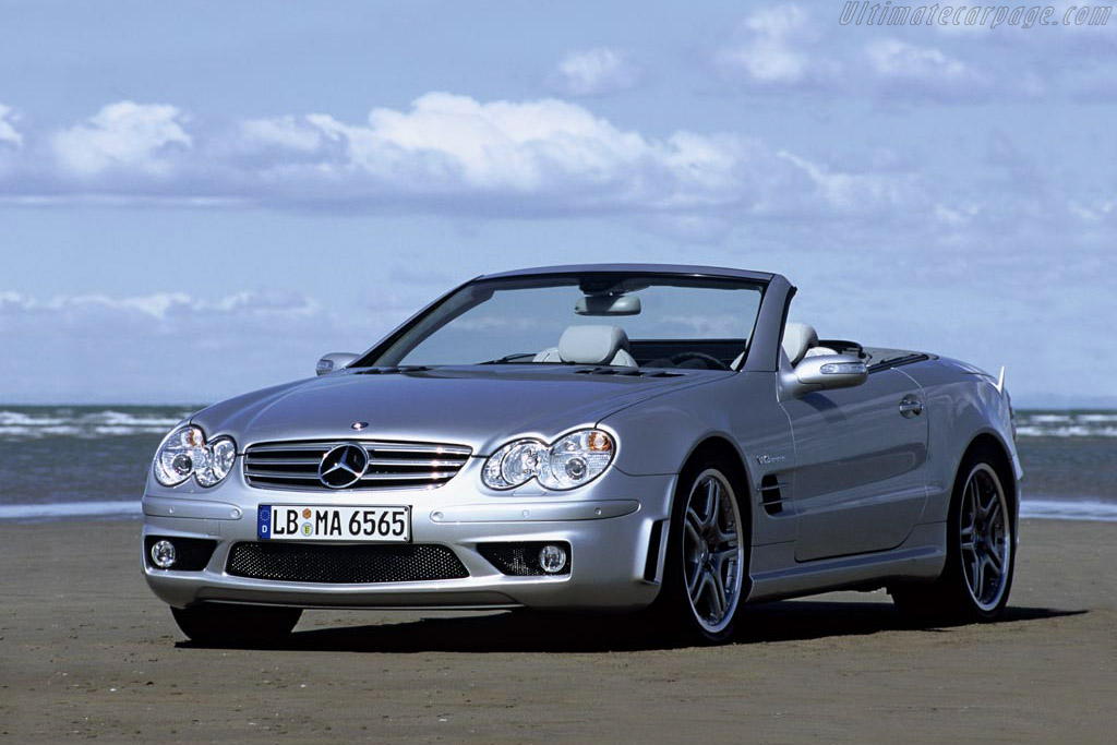 Click here to open the Mercedes-Benz SL 65 AMG gallery
