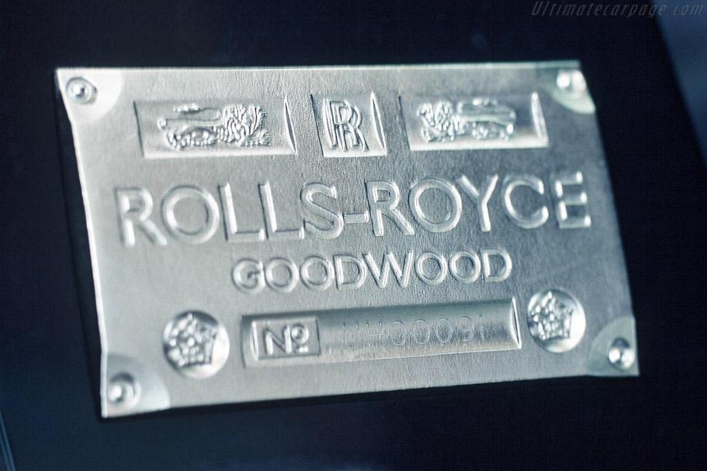 Rolls-Royce Phantom Centenary
