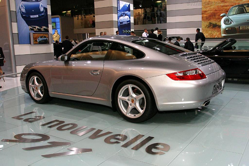 Porsche 997 Carrera 2004 Mondial De L Automobile Paris