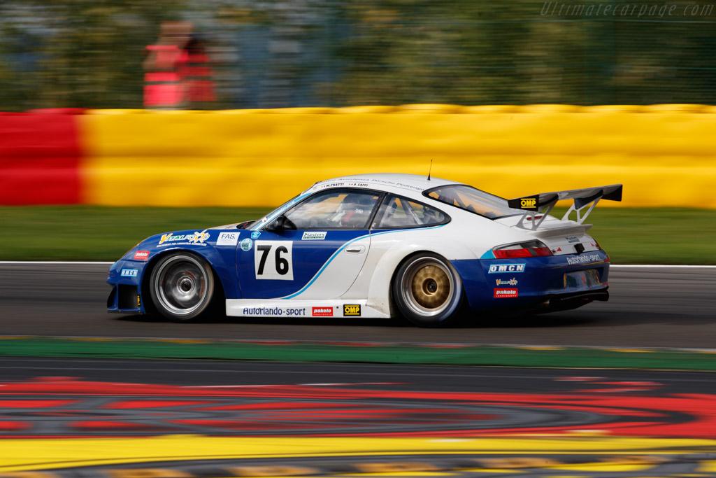 Porsche 911 GT3 RSR - Chassis: WP0ZZZ99Z5S693061  - 2018 Spa Six Hours