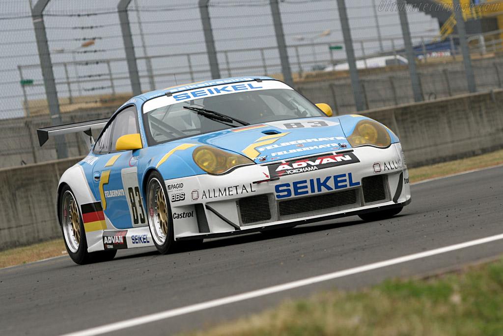 Porsche 996 Gt3 Rsr Chassis Wp0zzz99z4s693080 2005 Le