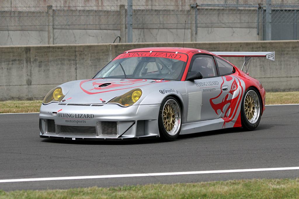 Porsche 996 Gt3 Rsr Chassis 99z5s693062 2005 Le Mans Test