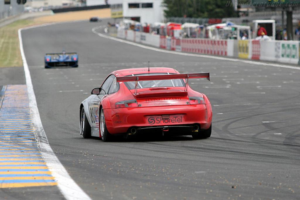 Porsche 996 GT3 RSR - Chassis: 99Z5S693062   - 2005 Le Mans Test