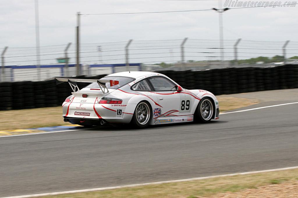 Porsche 996 GT3 RSR - Chassis: 99Z5S693067   - 2005 Le Mans Test