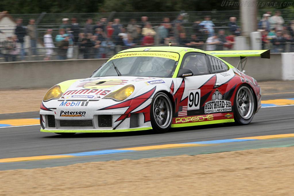 Porsche 996 GT3 RSR - Chassis: 99Z4S693066   - 2005 Le Mans Test