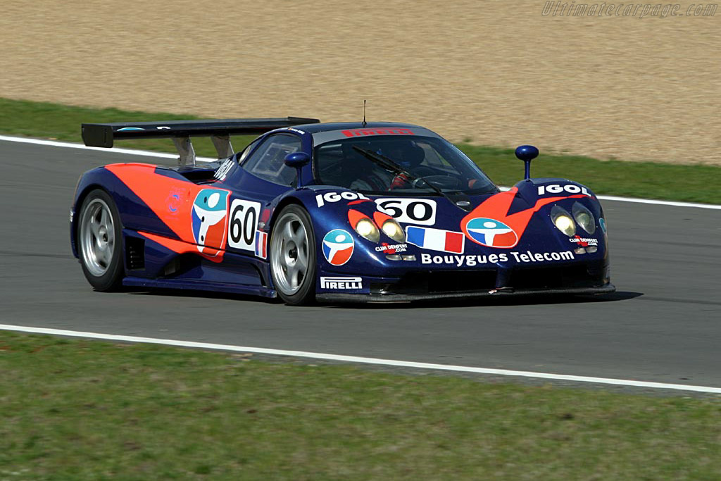 2003 - 2004 pagani zonda gr - images, specifications and information