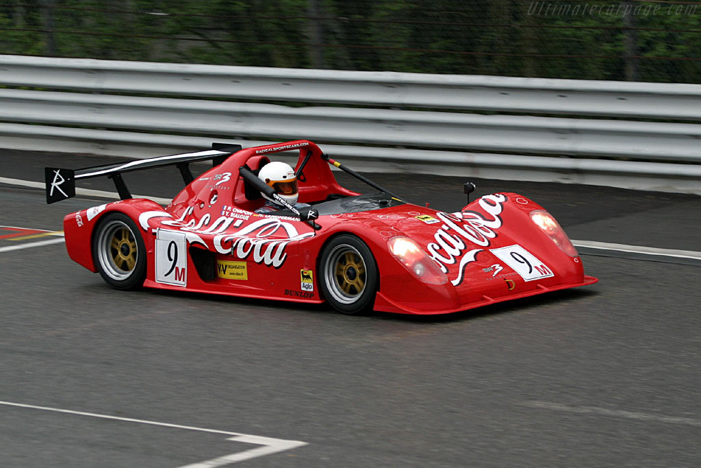Radical SR3 Supersport 1500