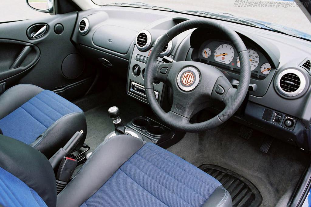 MG ZR 160